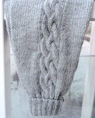 Gullfoss bukse flette