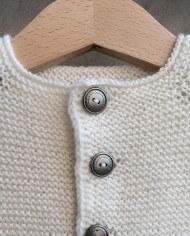 Gullfoss jakke knapper