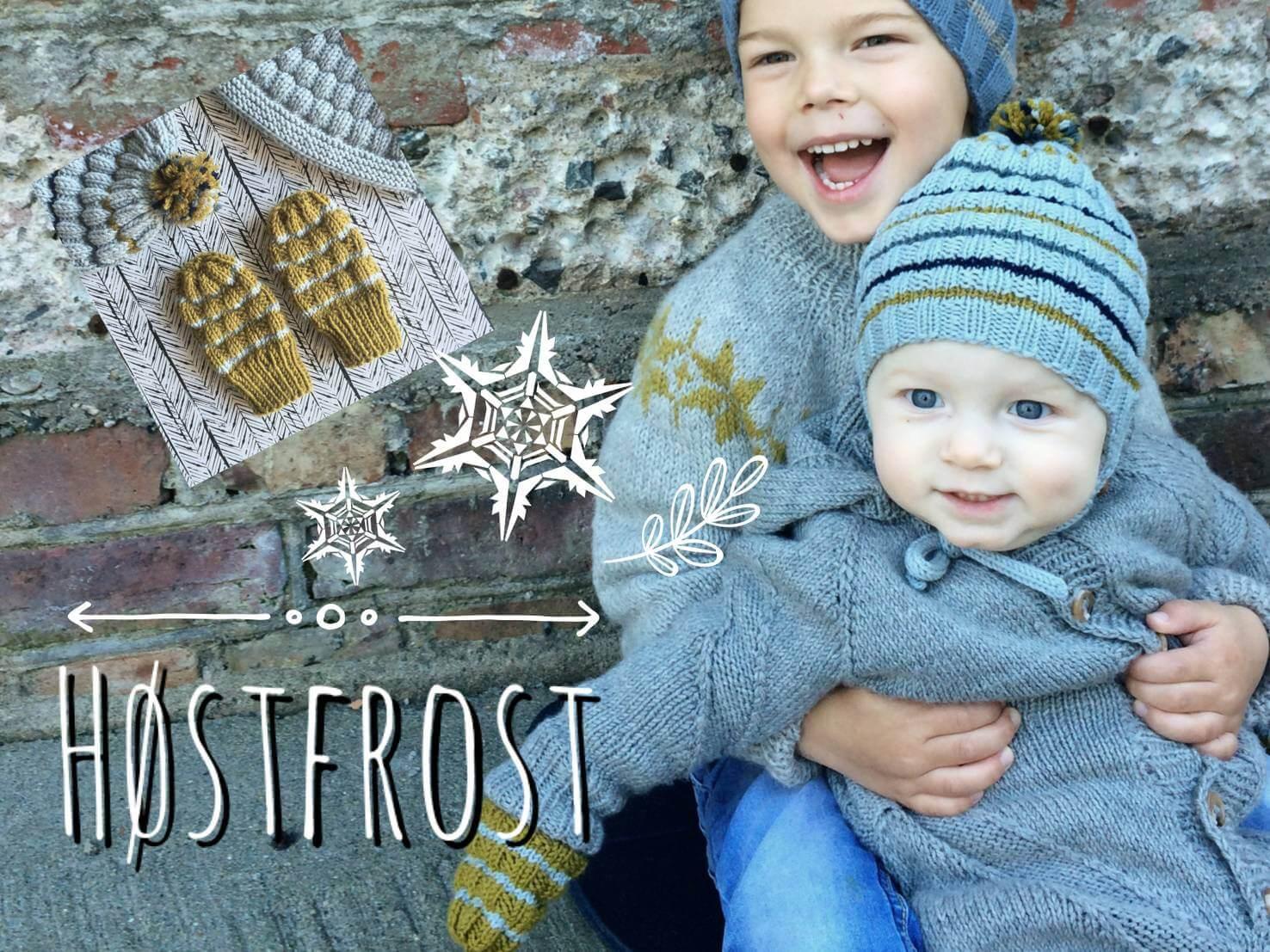 Høstferietilbud på Høstfrost-settet
