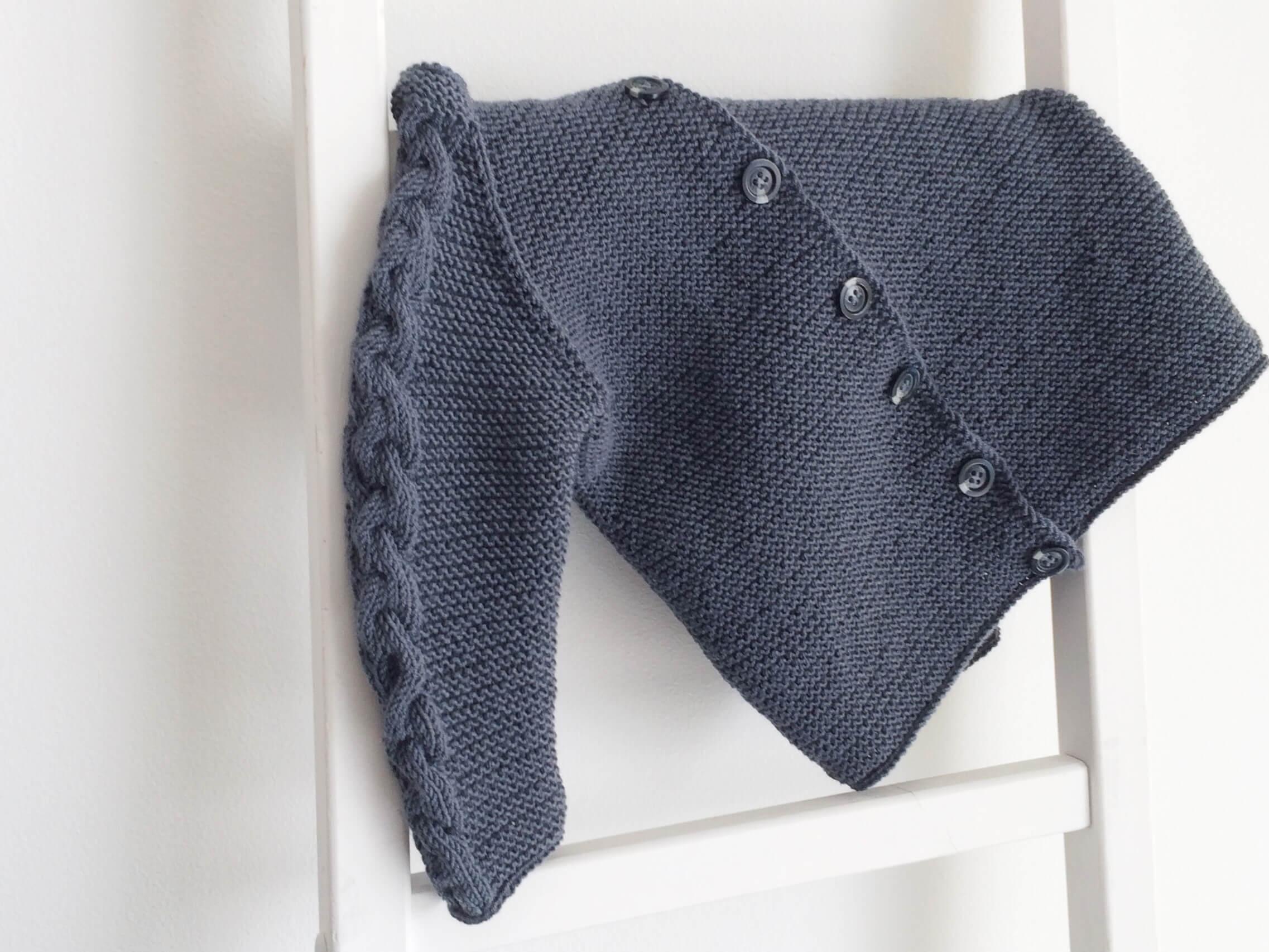 Ny Gullfoss-jakke til minstemann